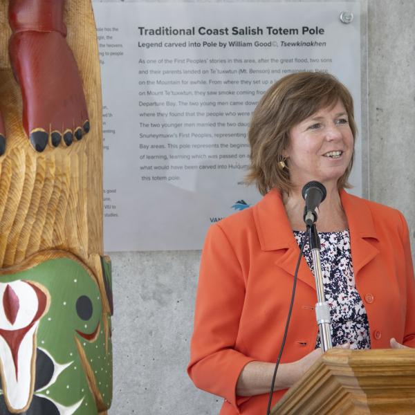 Sheila Malcolmson, Minister of Mental Health and Addictions