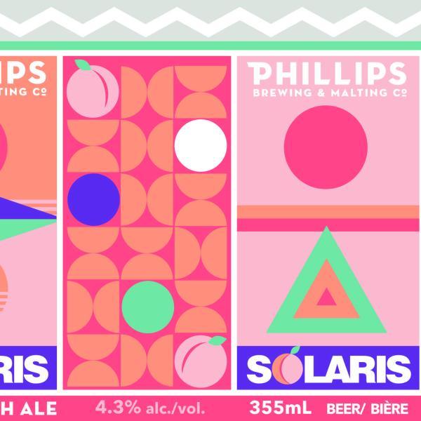Solaris White Peach Ale