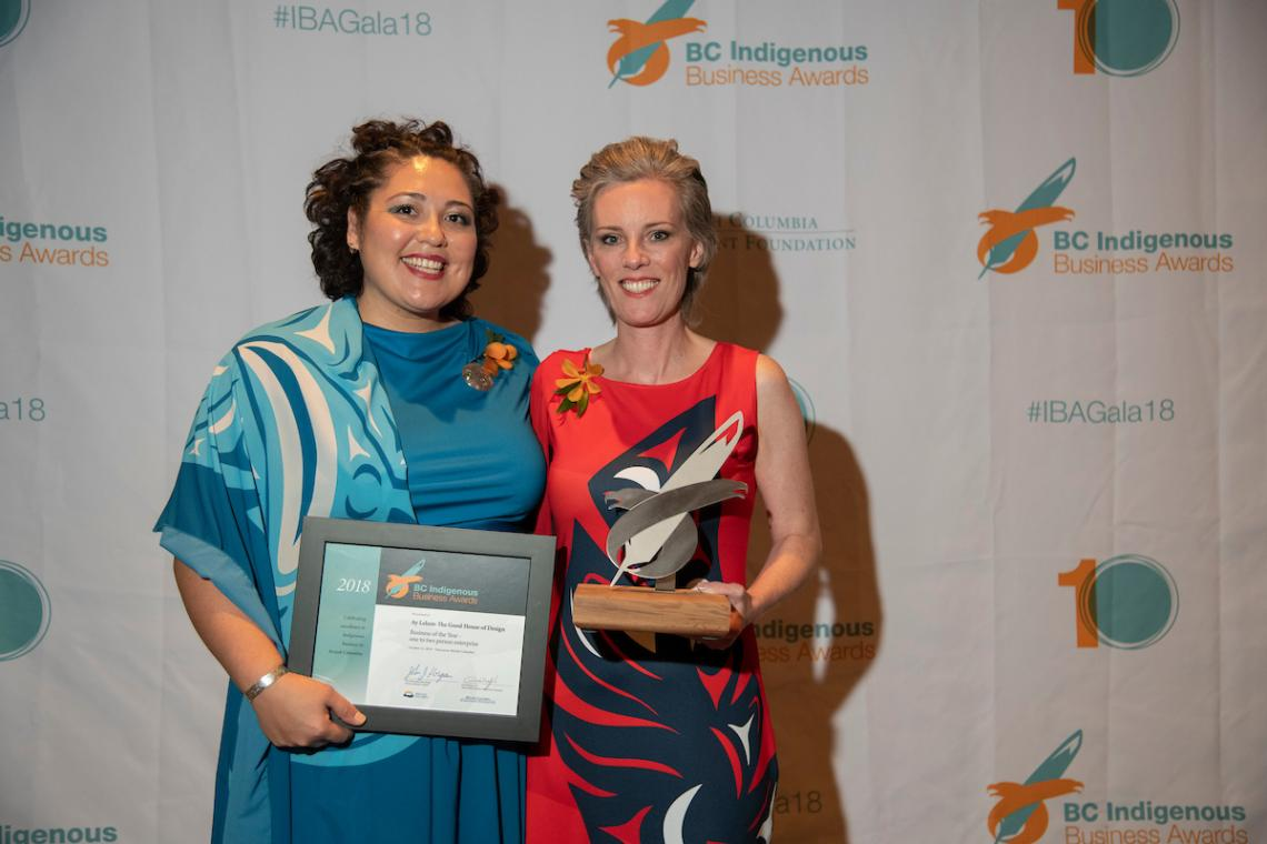 Ay Lelum award