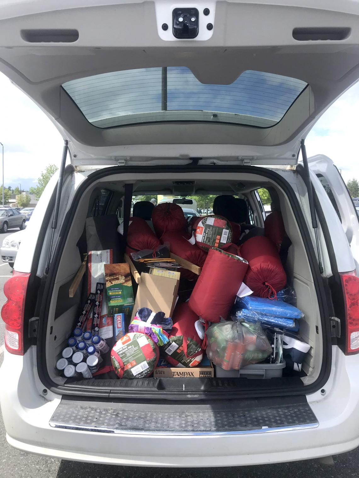 Donations for Mobile Youth Outreach Team