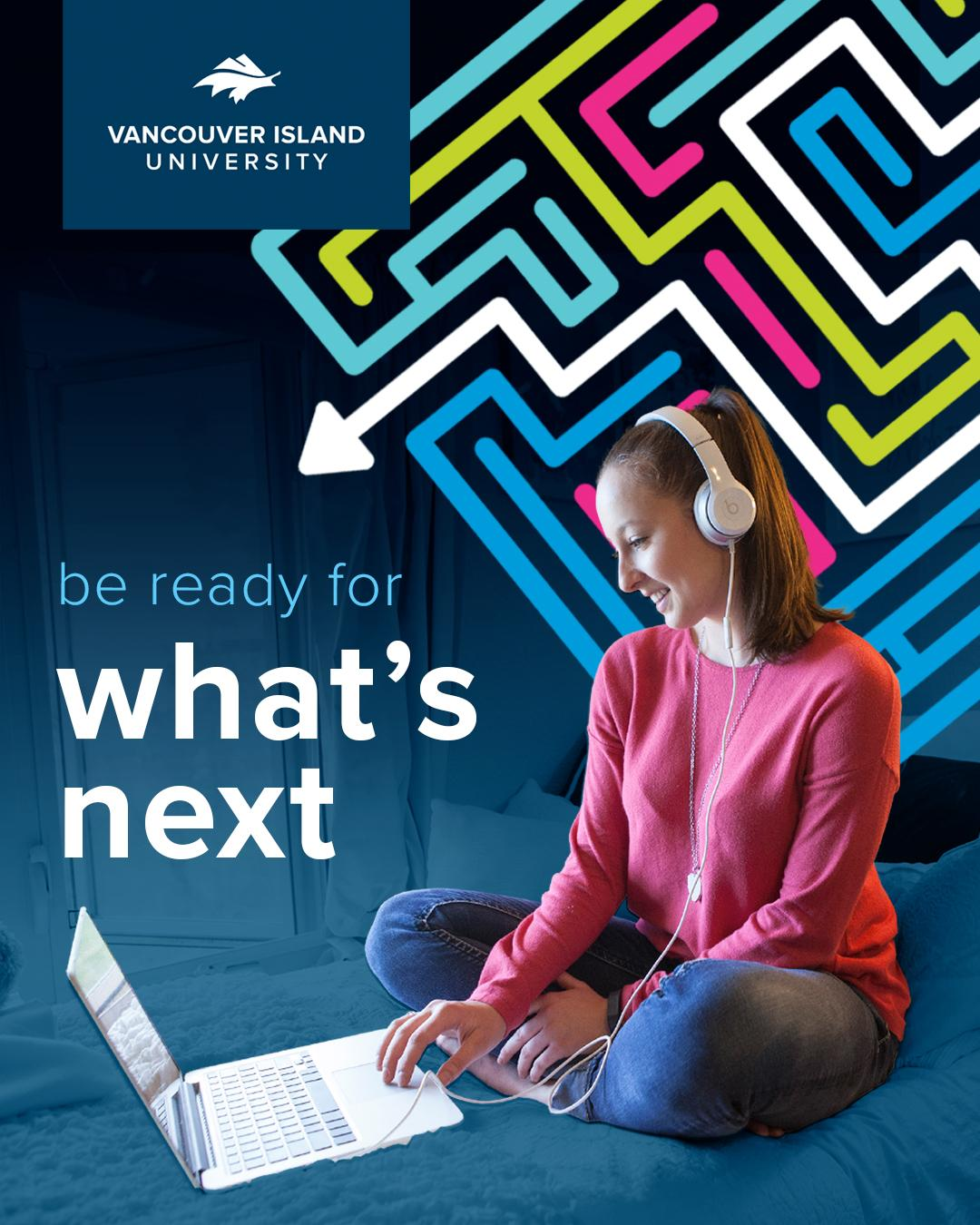 VIU invites future students to have a conversation about how VIU can help them achieve their future goals