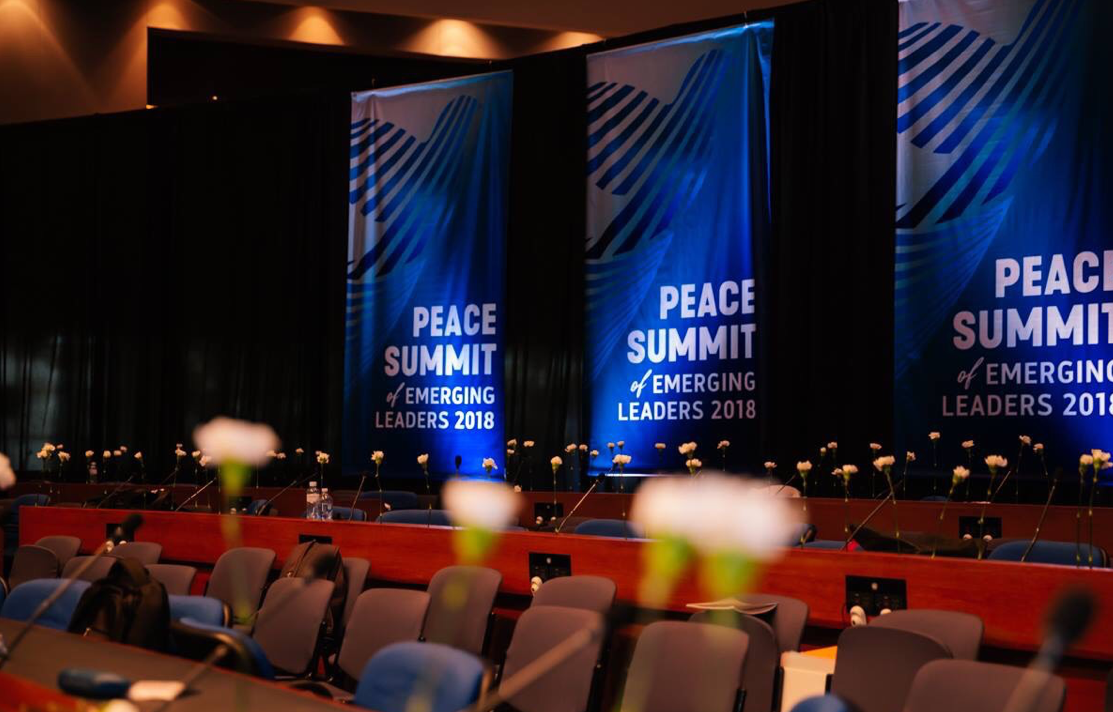 peace summit emerging leaders