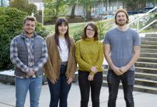 VIU announces 5 recipients of the Queen Elizabeth Scholarship to partake on a three-month international internship