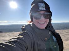 VIU Alum of the Month: Annie Hepp