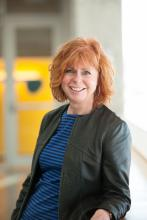 Dr. Lynda Phillips take leadership role in VIU's Faculty of Health and Human Services.