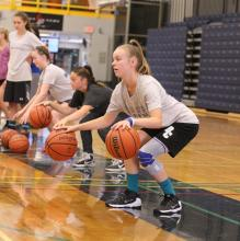 To inspire young female athletes to grow the game, VIU Mariners Women's Basketball program is launching a new Training Centre.