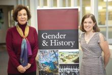 Gender & History research journal at VIU