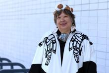 Dr. Judith Sayers, VIU's new Chancellor