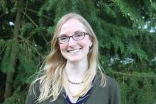 VIU Alumna Hannah McSorley shares her enthusiasm about being a researcher in the field of environmental science.