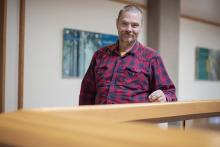 VIU student Eric Evans path to education and journey of healing