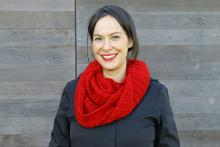 Janelle Minoza, VIU Bachelor of Social Work student