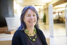 VIU's Chancellor, Louise Mandell, Q.C.