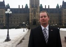 VIU History and Political Studies Alum Matt Lerner