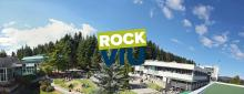 Rock VIU Welcome to Campus