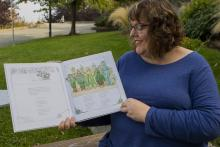 Terri Doughty, a VIU English Professor, will use Swedish artist Elsa Beskow's work to illustrate how children's picture books can contribute to a shift in perspectives in the plant-human relationship, during her Colloquium Series lecture.