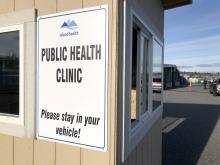 VIU COVID Testing Clinic