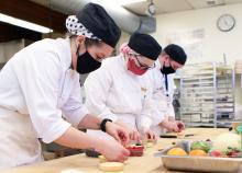 VIU Baking Program Rises to the Next Level