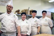 Culinary Arts and Baking Students design signature chocolate for VIU