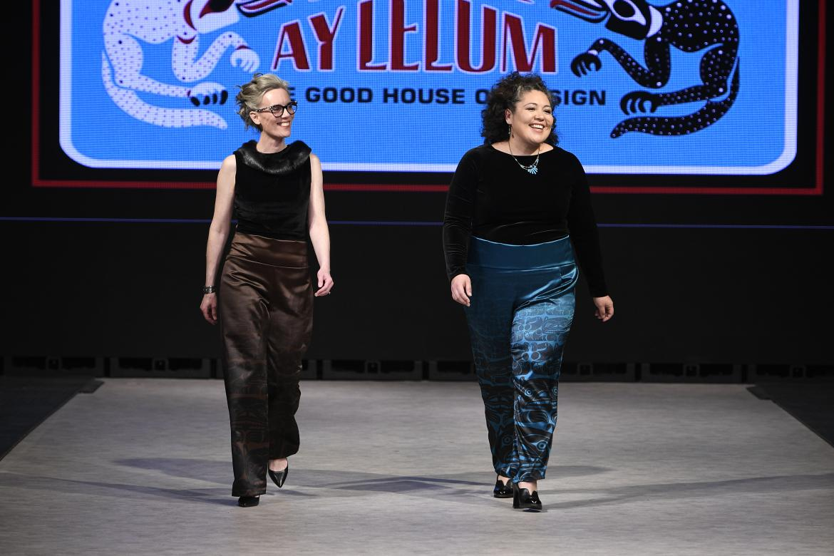 Aunalee Boyd-Good, Ay Lelum - the Good House of Design