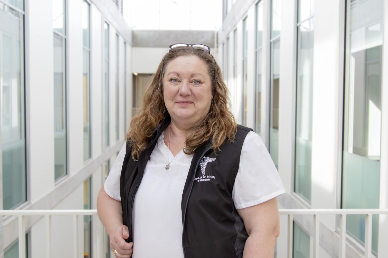 carla Tilley VIU's nursing program