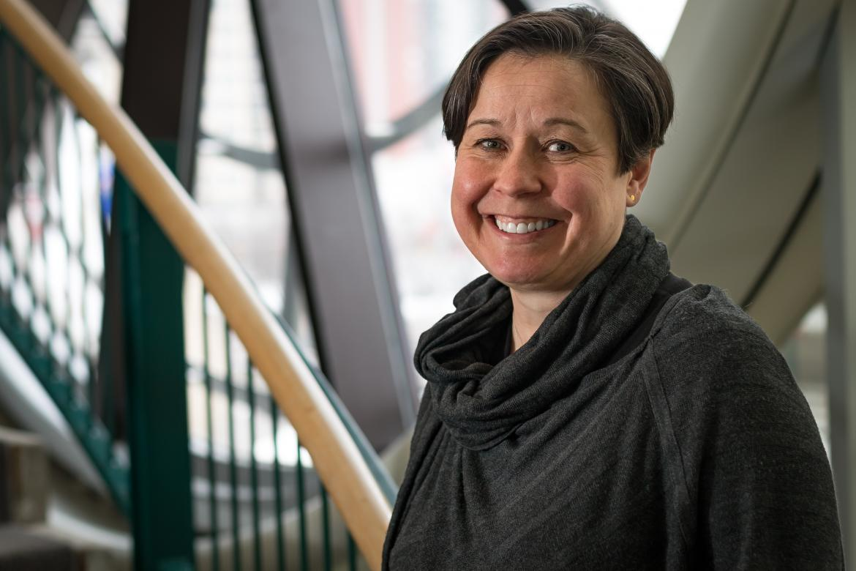 Dr. Deborah Saucier is VIU's next president