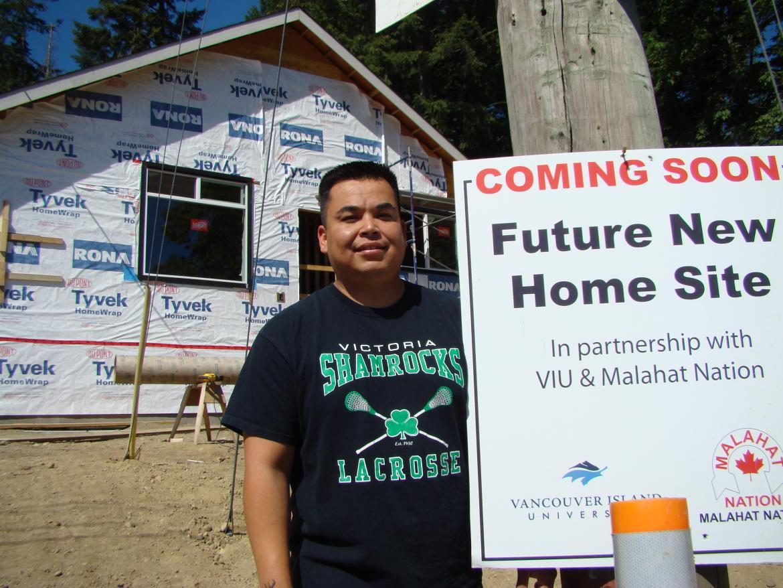 Vancouver Island University Carpentry Program