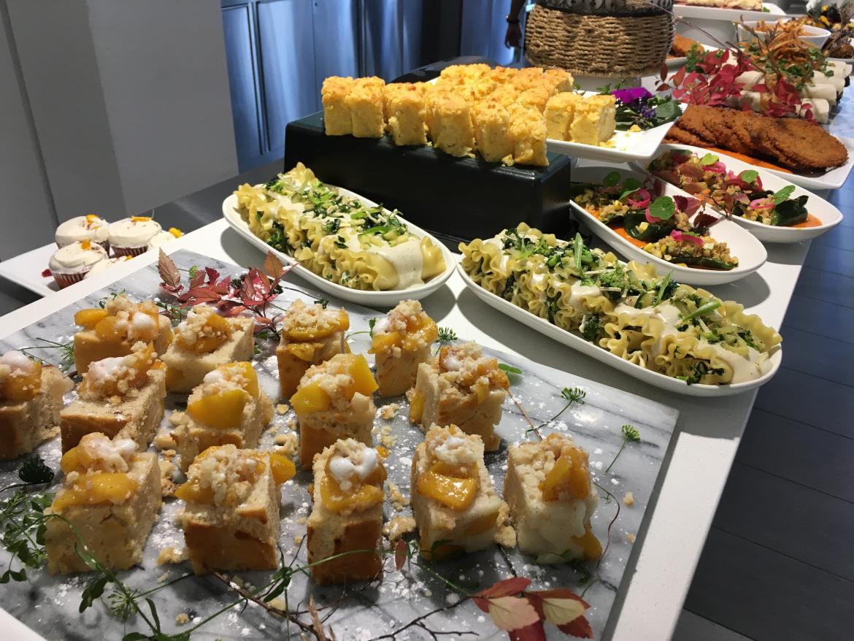 Humane Society International/Canada's Forward Food plant-based culinary training event at VIU