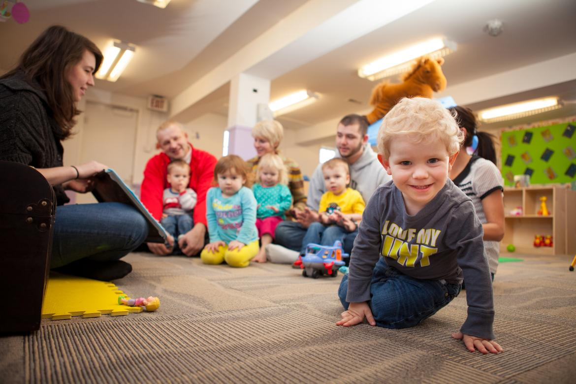 VIU will offer the Early Childhood Education and Care Program in Powell River this September.