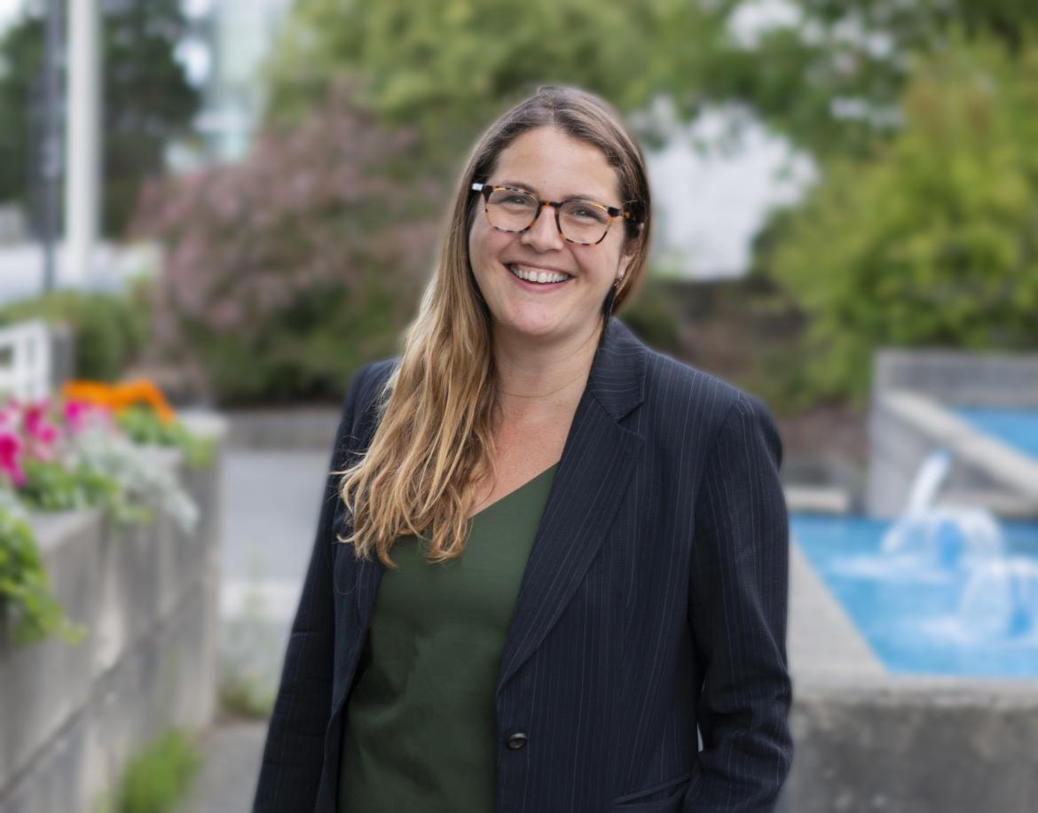 Dr. Amanda Wager becomes VIU's new Canada Research Chair in Community Research in Art, Culture and Education