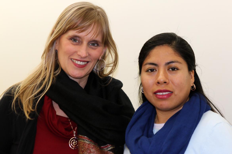 VIU Graduate Student Miriam Juarez hopes to influence indigenous learning in Belize