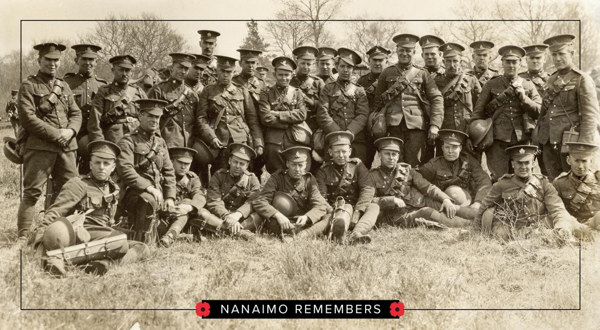 Nanaimo Remembers Project
