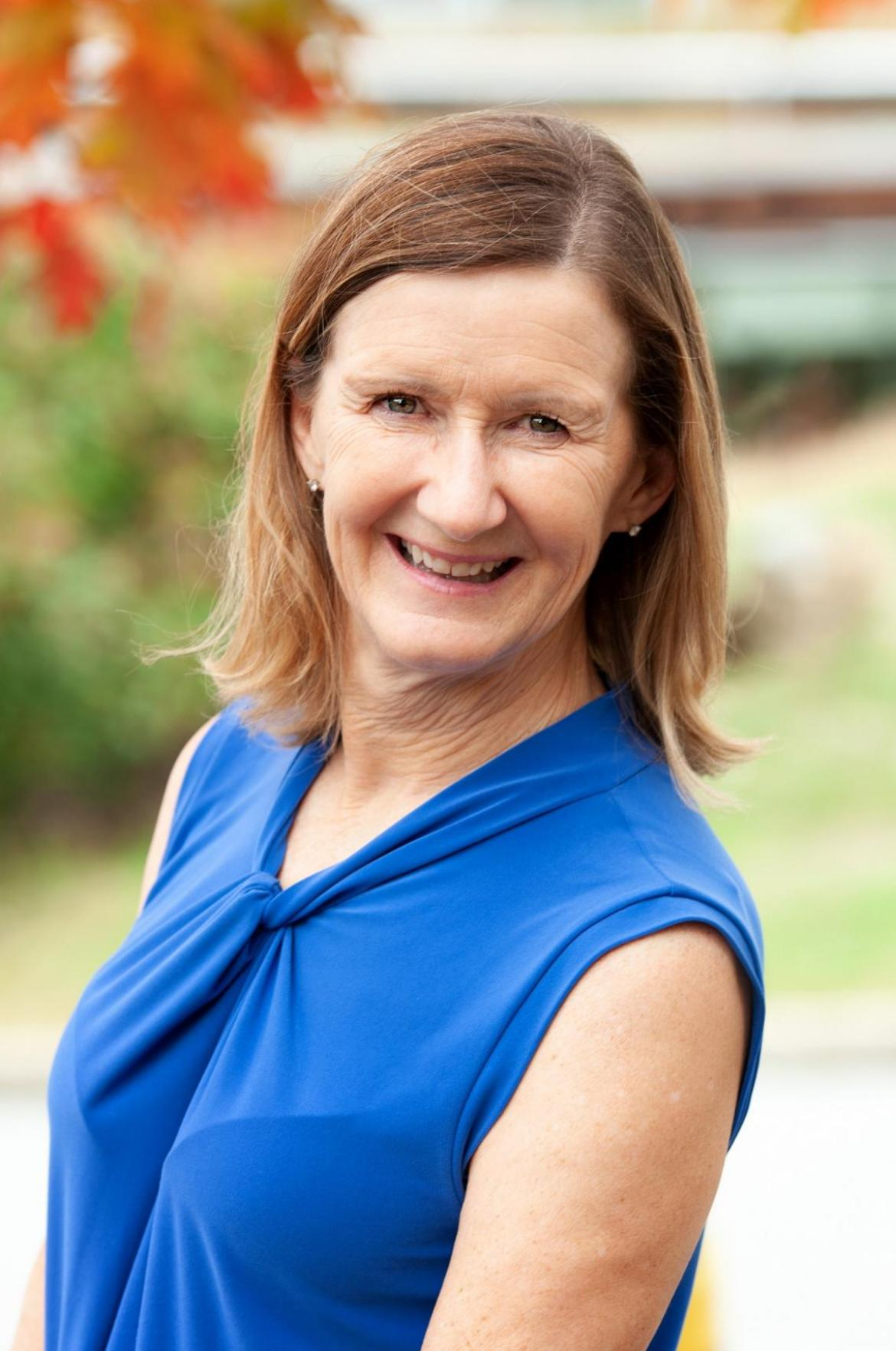 Nona Brack, BSN professor, VIU