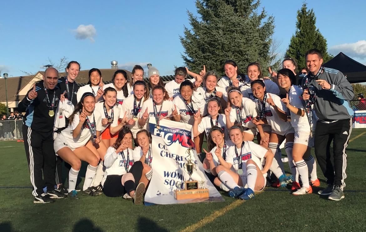 VIU Mariners Soccer Teams Heading to Nationals