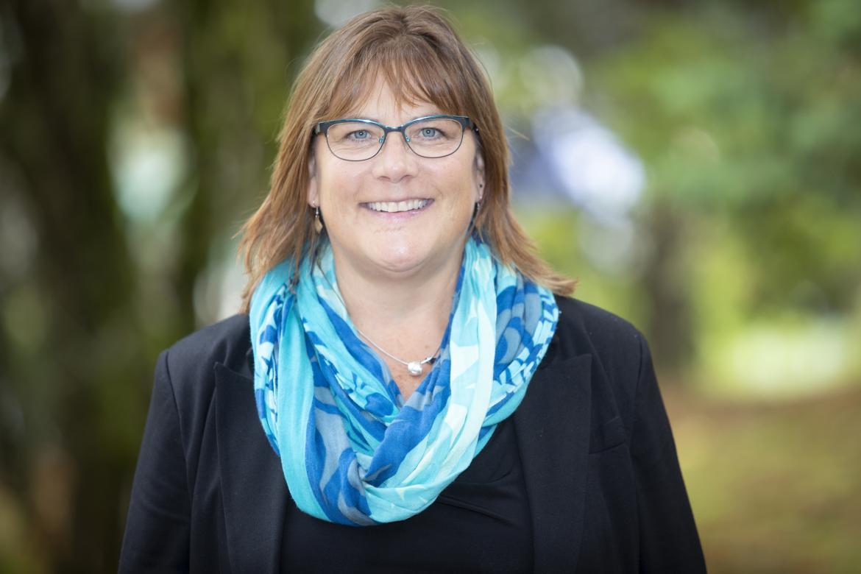 VIU Education Professor Paige Fisher