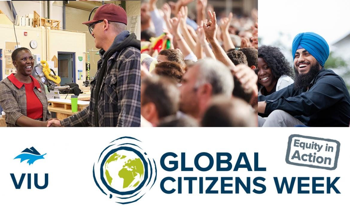 VIU Shines Light on Inequities During Global Citizens Week