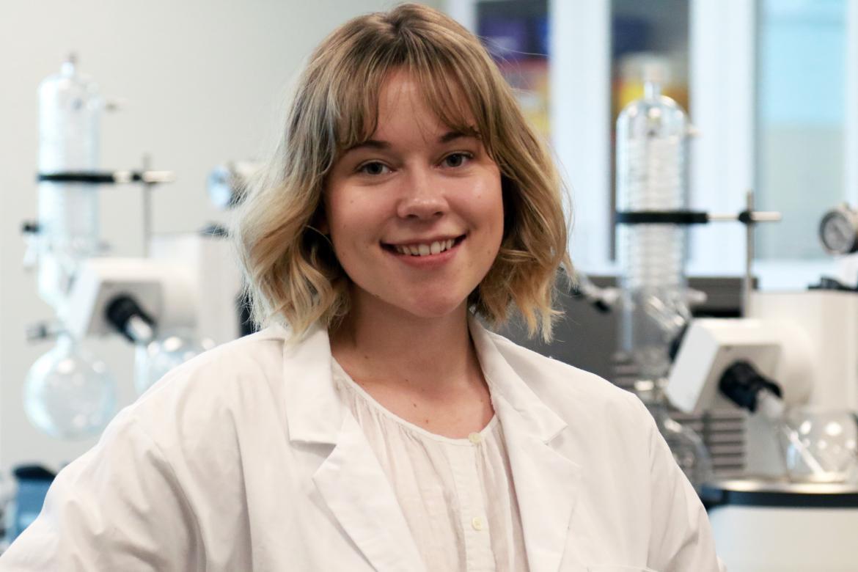 VIU Undergrad Melynda Bergen Takes Home MURC 2019 Award