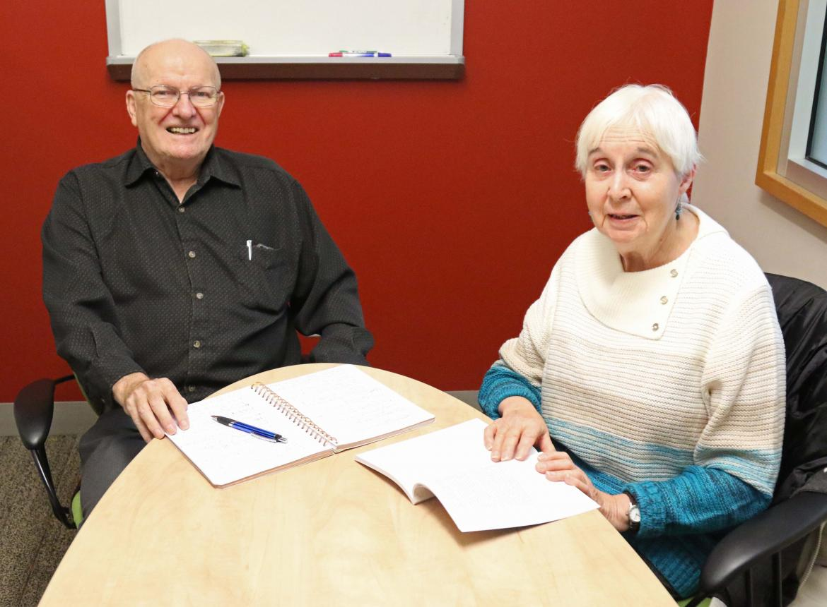 VIU Cowichan Volunteer Tutors