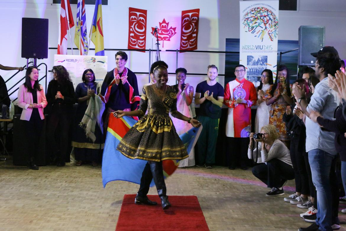 WorldVIU Days Showcases Culture in Series of Virtual Event