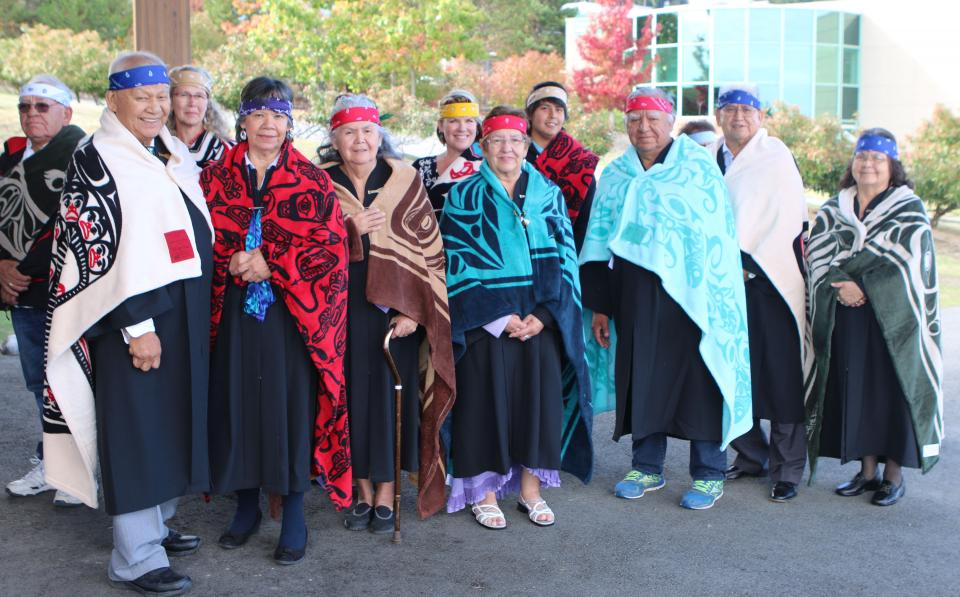 Vancouver Island University Elders In Residence