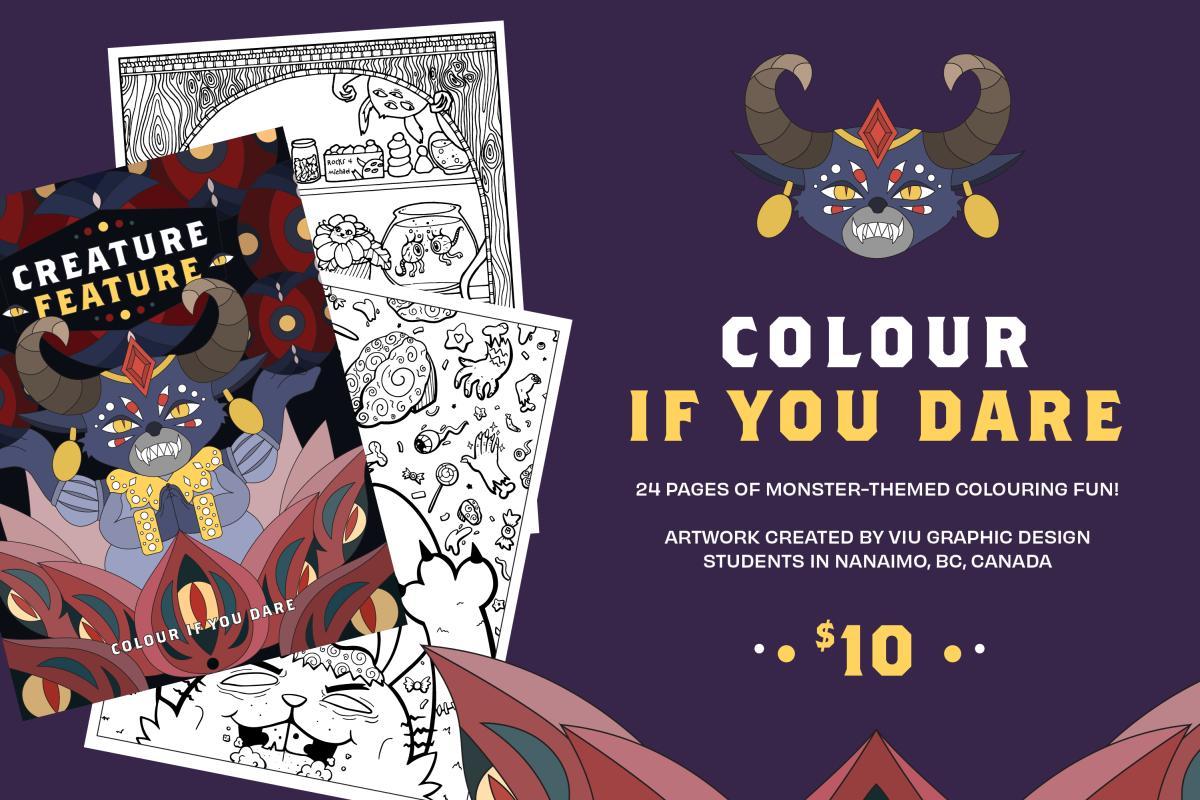 Colour if you dare
